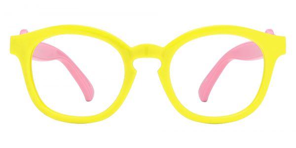 Saffron Round eyeglasses
