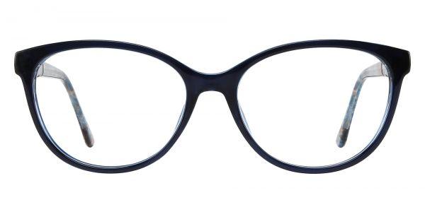 Wisteria Oval eyeglasses
