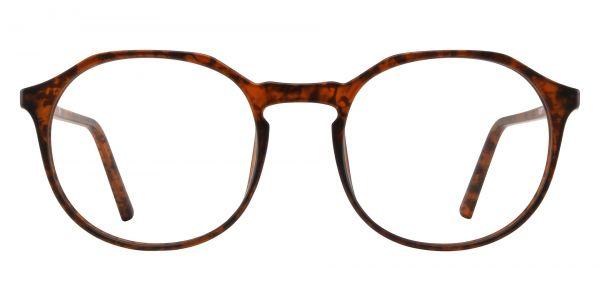 Belvidere Geometric Prescription Glasses - Tortoise