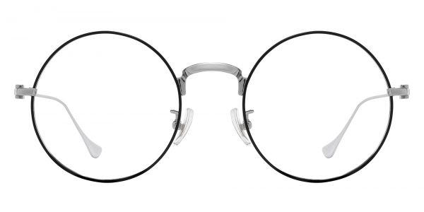 Cayenne Round eyeglasses