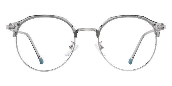 Nutmeg Browline eyeglasses