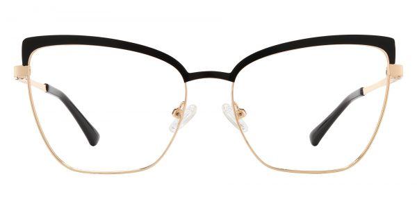 Andie Browline Prescription Glasses - Black