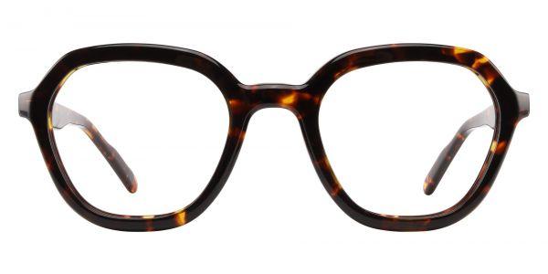 Mandarin Geometric eyeglasses