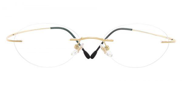 Concordia Rimless eyeglasses