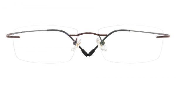 Theodore Rimless eyeglasses