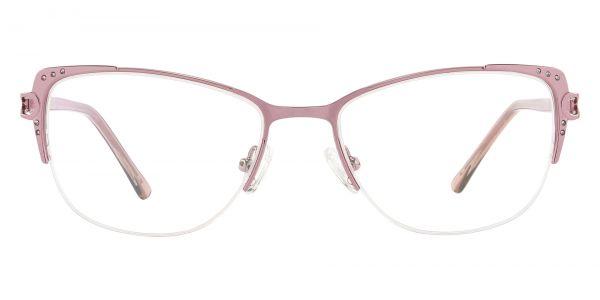 Granger Cat Eye Prescription Glasses - Pink