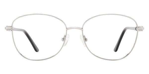 Almena Oval eyeglasses