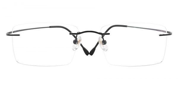Kingsley Rimless eyeglasses