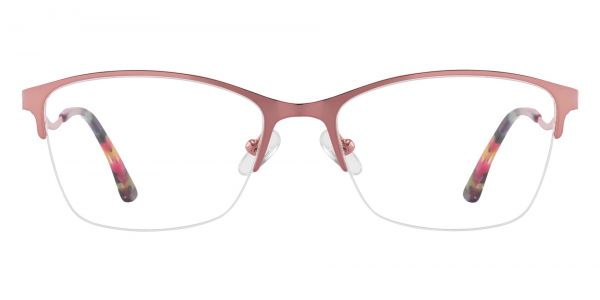 Milan Browline eyeglasses