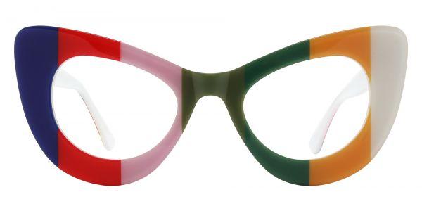Caledonia Cat Eye eyeglasses