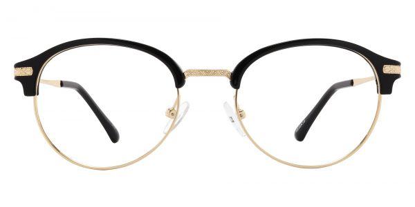 Akron Browline eyeglasses