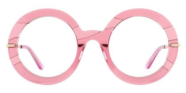 Pristine Round eyeglasses