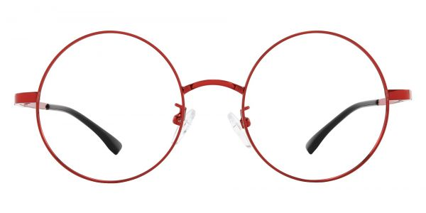 Madelia Round eyeglasses