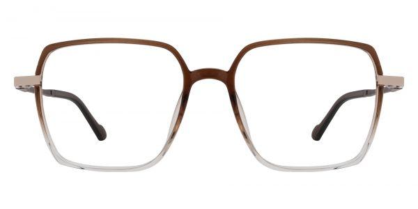Zalma Square eyeglasses
