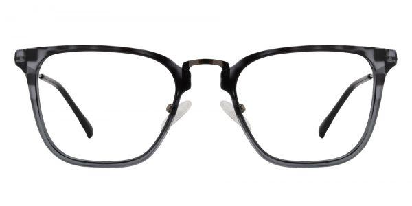 Cardwell Rectangle Prescription Glasses - Black