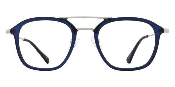 Sturgeon Aviator Prescription Glasses - Blue