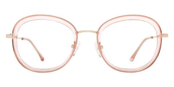 Bourbon Oval eyeglasses