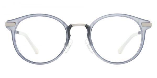 Eugenia Round eyeglasses