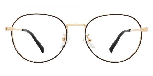 Bismarck Oval eyeglasses