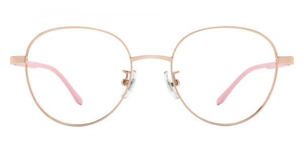Meredith Oval eyeglasses