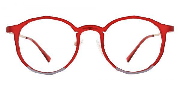 Cheyenne Round eyeglasses