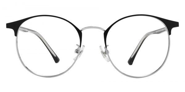 Eda Round eyeglasses
