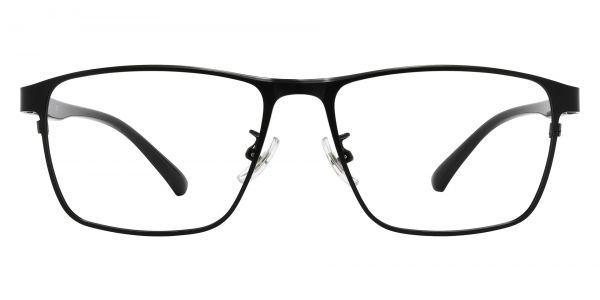 Mojave Square Prescription Glasses - Black
