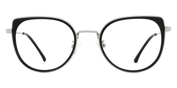Geraldine Cat Eye eyeglasses