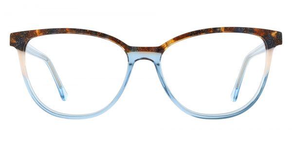 Sandia Oval eyeglasses