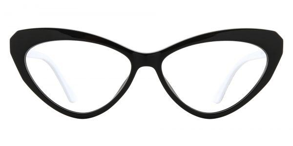 Clovis Cat Eye eyeglasses