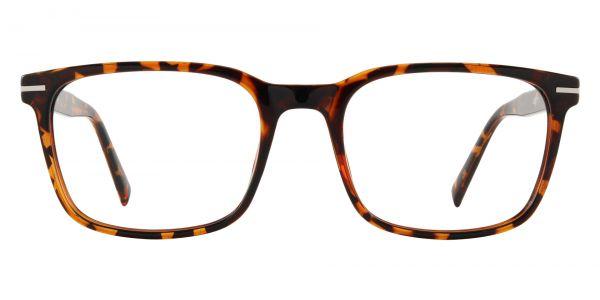 Rutherford Rectangle eyeglasses