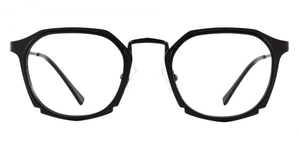 Powell Geometric eyeglasses