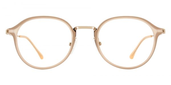 Billings Round eyeglasses