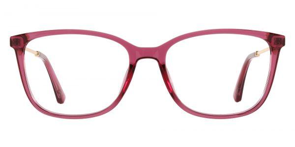 Miami Rectangle Prescription Glasses - Purple