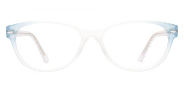 Olive Cat Eye eyeglasses