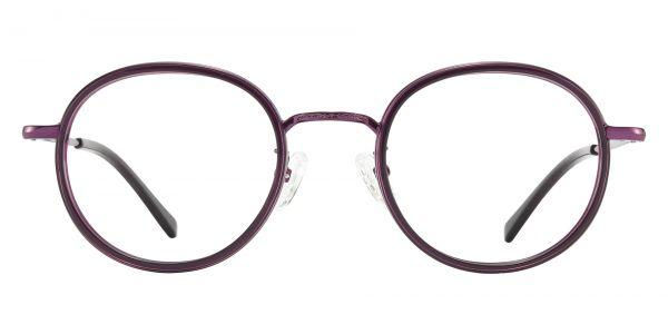 Eden Round eyeglasses