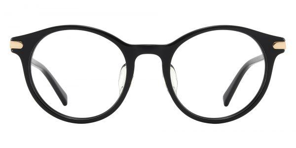 Barker Round eyeglasses