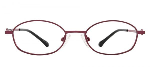 Fletcher Oval eyeglasses