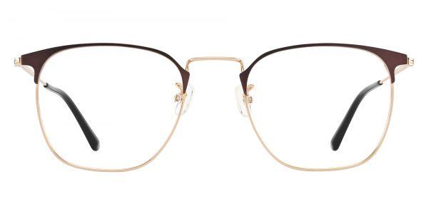 Nichols Browline eyeglasses