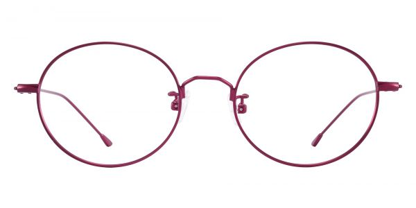 Arden Round eyeglasses