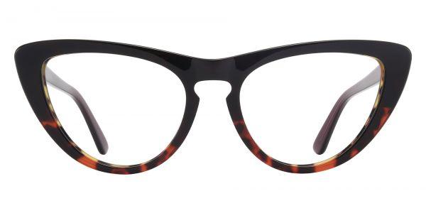 Almond Cat Eye eyeglasses