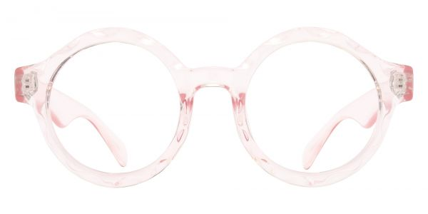 McGuire Round eyeglasses