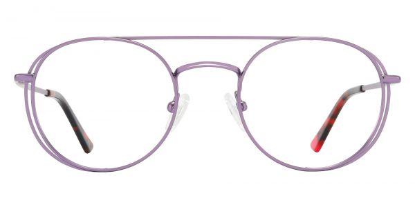 Boone Aviator eyeglasses