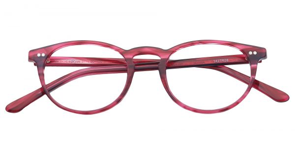 Marley Oval eyeglasses