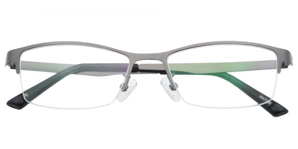 Willis Rectangle Eyeglasses For Men