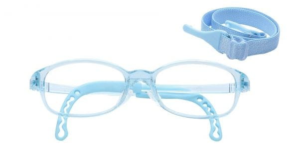 Dainty Rectangle eyeglasses