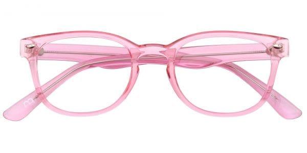 Betty Round eyeglasses