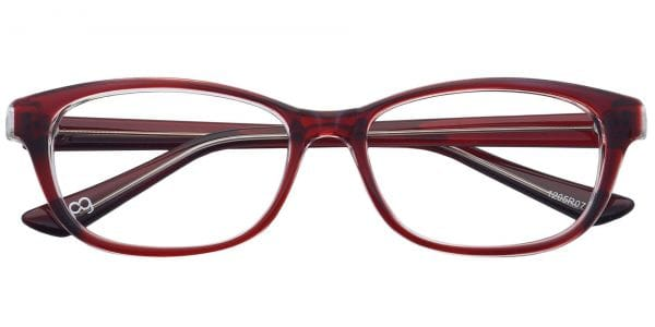 Reyna Square Eyeglasses For Women