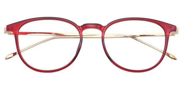Elliott Round Eyeglasses For Women