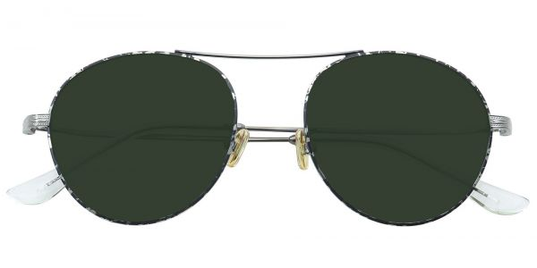 Finn Round Men's Prescription Sunglasses